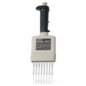 Model 8800 - 8 Channel Variable Repetitive Syringe Dispenser (Nichiryo)