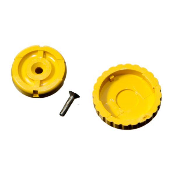 Nichipet / Oxford Benchmate I Thumb Knob Set, 20μl, 100μl, 200μl