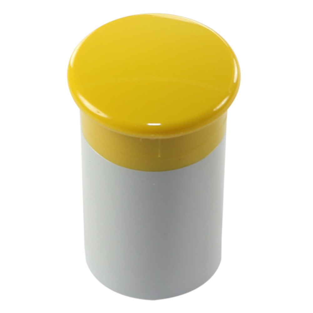 Research Plus Control Button, Yellow (Eppendorf)