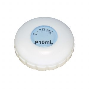 Pipetman Plunger Button Volume Setting, Ridged (Newer Style), P10mL (Gilson)