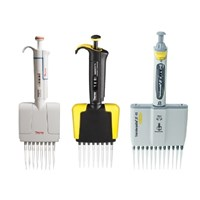 Multichannel Mechanical Pipettes