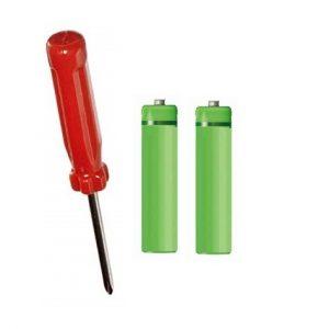 Macroman Battery & Adapter