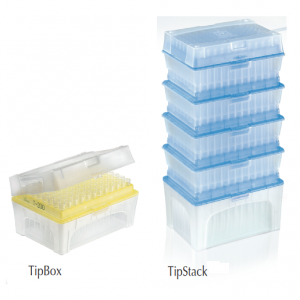 Standard TipBoxes & TipStacks, Non-Sterile